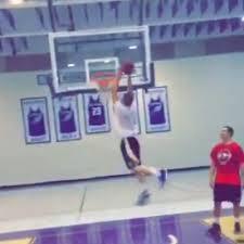 Fran Kilinski dunk