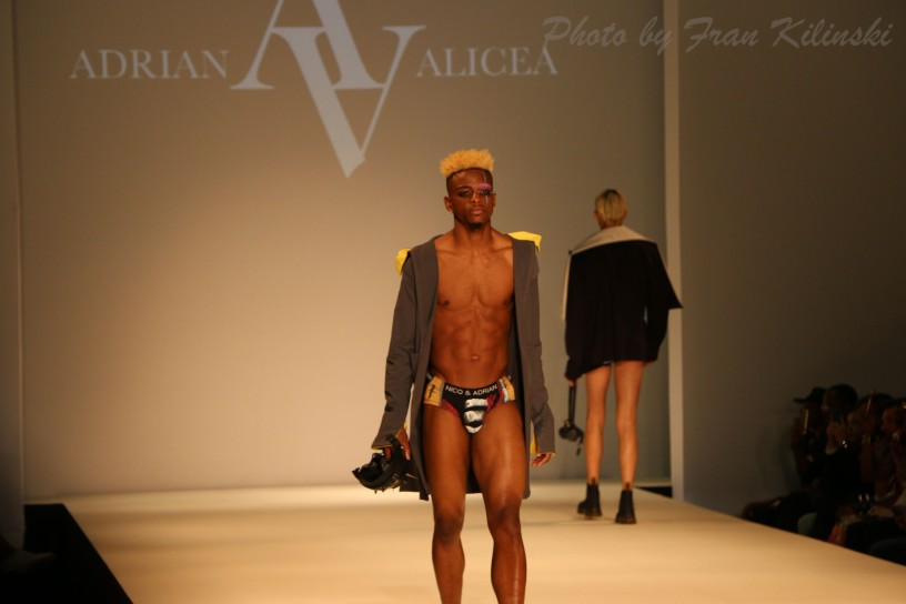 Adrian Alicea, Style Fashion Week, Hammerstein Ballroom 9/10, By Fran Kilinski Freelance Photographer New York Fashion Week 29
