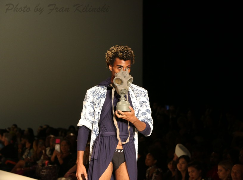 Adrian Alicea, Style Fashion Week, Hammerstein Ballroom 9/10, By Fran Kilinski Freelance Photographer New York Fashion Week 13