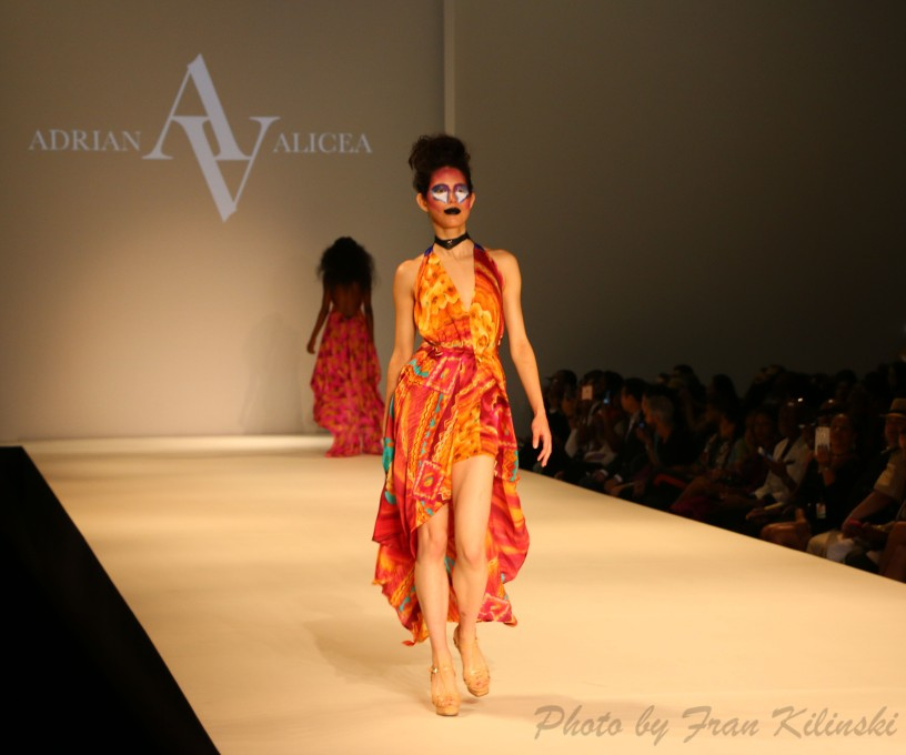 Adrian Alicea, Style Fashion Week, Hammerstein Ballroom 9/10, By Fran Kilinski Freelance Photographer New York Fashion Week 22