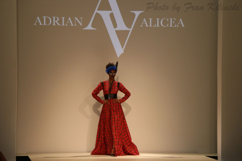 Adrian Alicea, Style Fashion Week, Hammerstein Ballroom 9/10, By Fran Kilinski Freelance Photographer New York Fashion Week 24