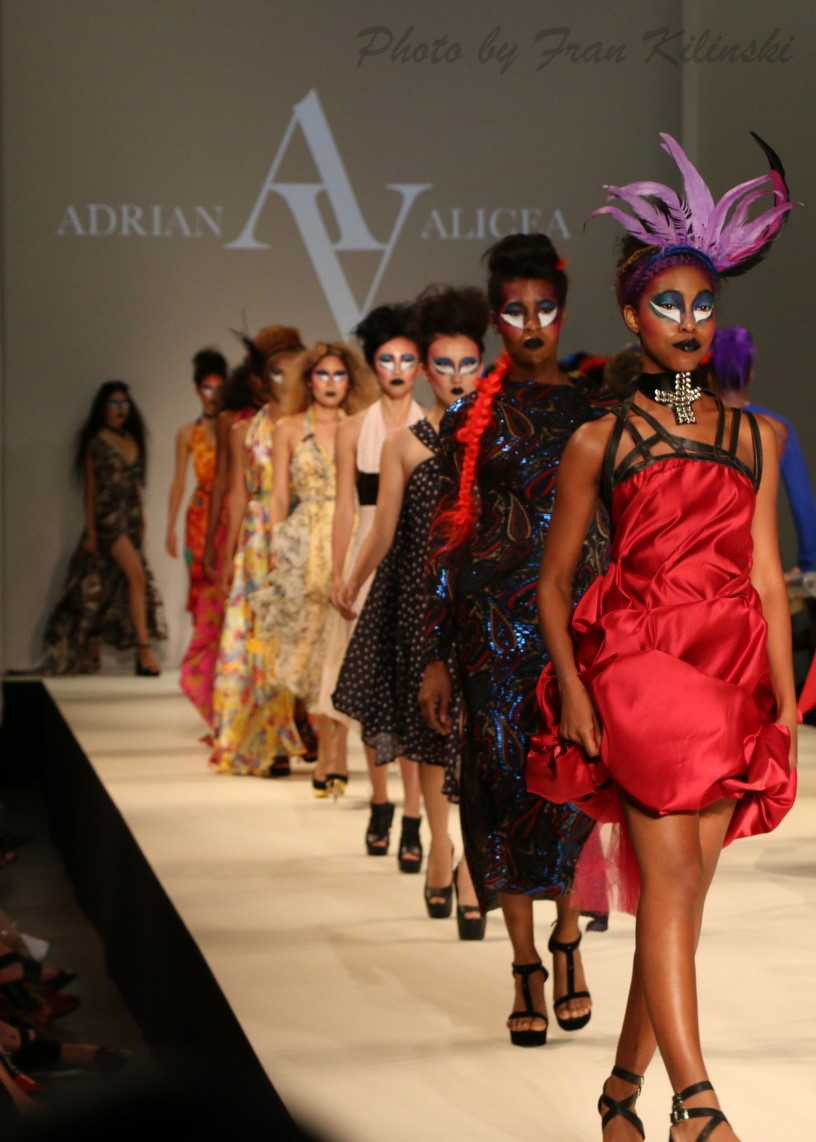 Adrian Alicea, Style Fashion Week, Hammerstein Ballroom 9/10, By Fran Kilinski Freelance Photographer New York Fashion Week 35
