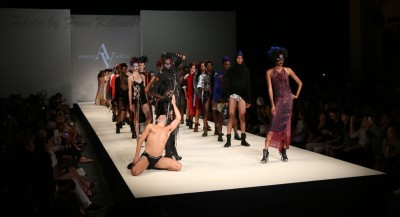 Adrian Alicea, Style Fashion Week, Hammerstein Ballroom 9/10, By Fran Kilinski Freelance Photographer New York Fashion Week 37
