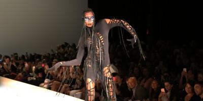 Adrian Alicea, Style Fashion Week, Hammerstein Ballroom 9/10, By Fran Kilinski Freelance Photographer New York Fashion Week 2