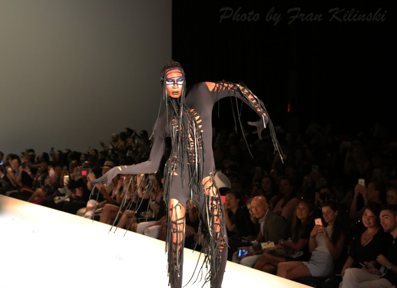 Adrian Alicea, Style Fashion Week, Hammerstein Ballroom 9/10, By Fran Kilinski Freelance Photographer New York Fashion Week 2
