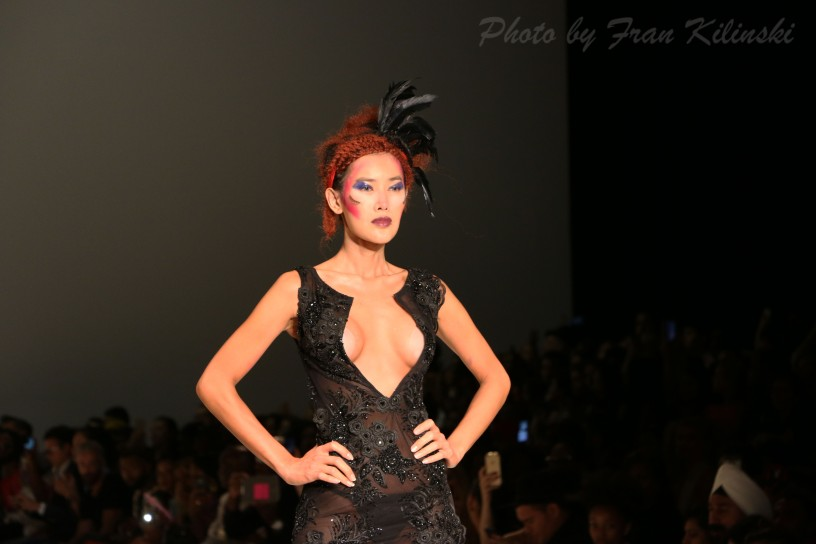 Adrian Alicea, Style Fashion Week, Hammerstein Ballroom 9/10, By Fran Kilinski Freelance Photographer New York Fashion Week 5