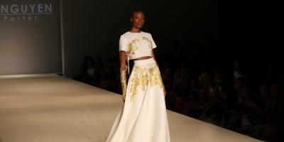 Models for Danny Nguyen, Style Fashion Week, Hammerstein Ballroom 9/10, By Fran Kilinski Freelance Photographer 8