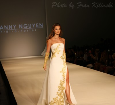 Models for Danny Nguyen, Style Fashion Week, Hammerstein Ballroom 9/10, By Fran Kilinski Freelance Photographer 7