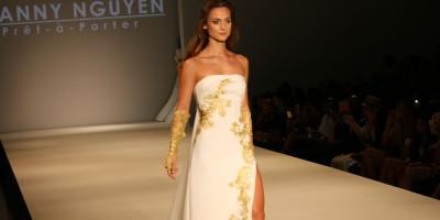 Models for Danny Nguyen, Style Fashion Week, Hammerstein Ballroom 9/10, By Fran Kilinski Freelance Photographer 7