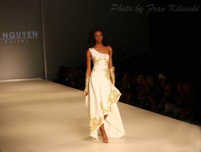Models for Danny Nguyen, Style Fashion Week, Hammerstein Ballroom 9/10 4 By Fran Kilinski Freelance Photographer