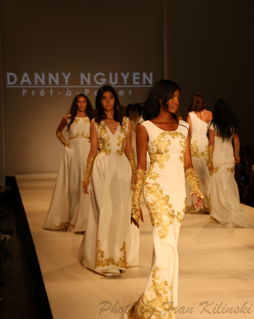 Models for Danny Nguyen, Style Fashion Week, Hammerstein Ballroom 9/10 3 By Fran Kilinski Freelance Photographer