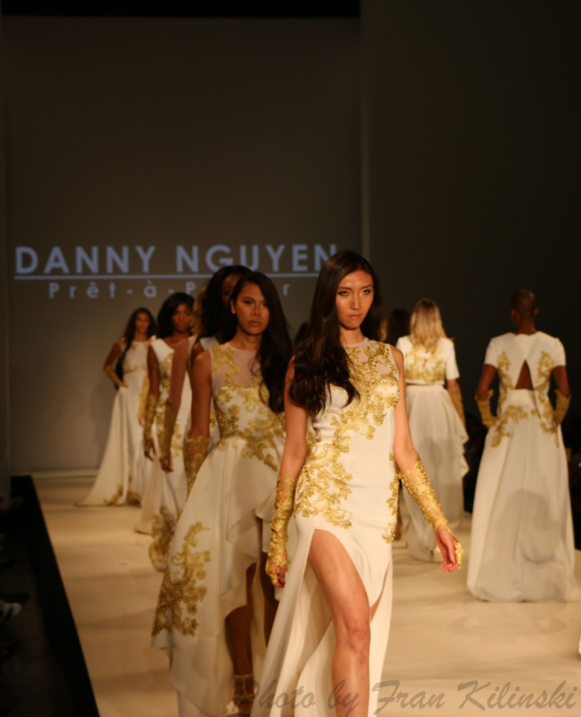 Models for Danny Nguyen, Style Fashion Week, Hammerstein Ballroom 9/10 3 Fran Kilinski Freelance Photographer