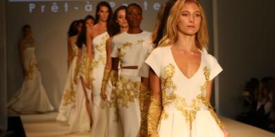 Models for Danny Nguyen, Style Fashion Week, Hammerstein Ballroom 9/10, 1 Fran Kilinski Freelance Photographer