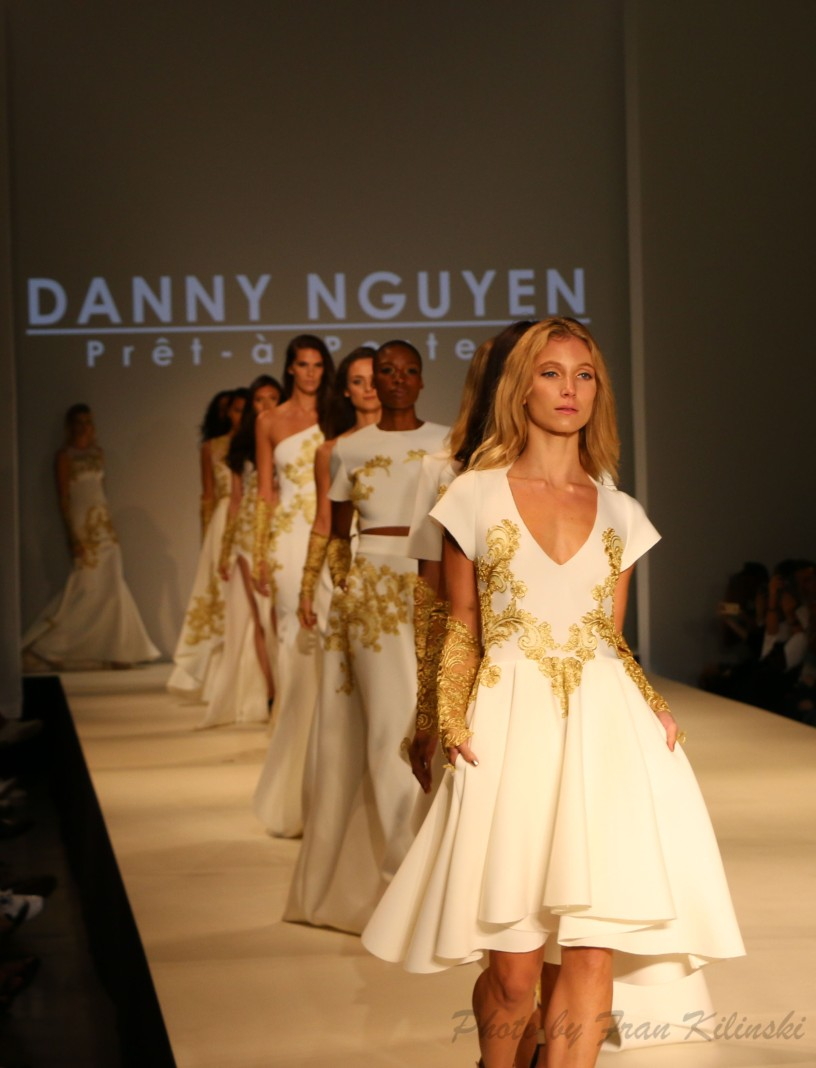 Models for Danny Nguyen, Style Fashion Week, Hammerstein Ballroom 9/10, 1 Fran Kilinski Freelance Photographer